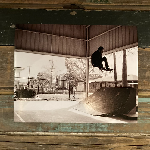 """""""Charlie Thomas, Ollie"""" by Todd Taylor 8 x 10 Photo Print"""