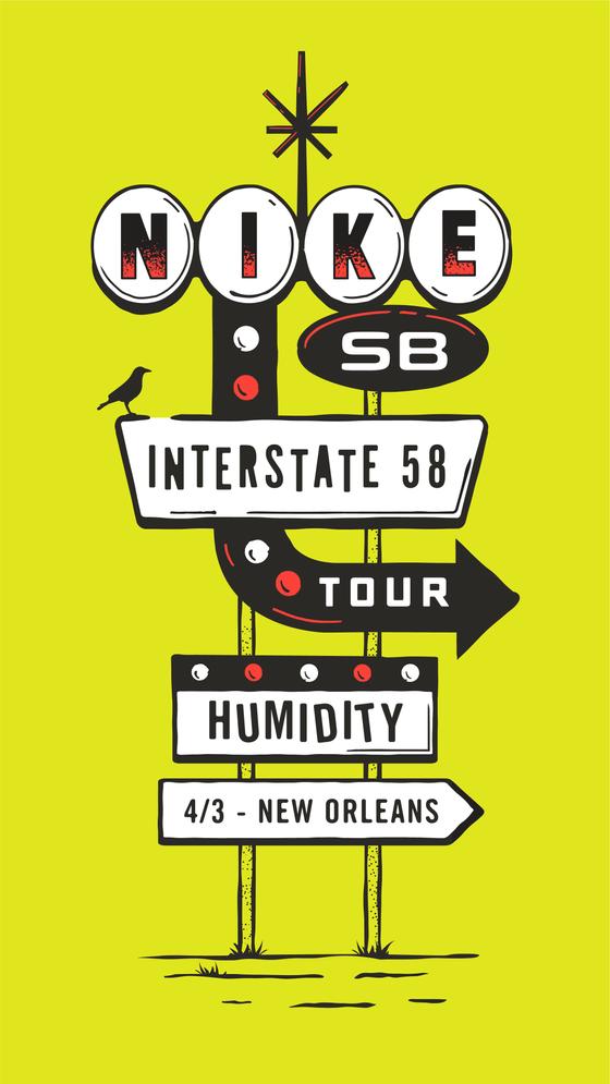 4/3/18 Nike Sb Shop Signing 5pm