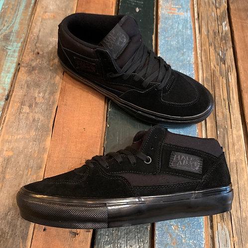 All Black Skate Half Cab