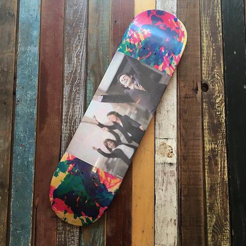 Congratufuckinlations you got a skateboard 8.25