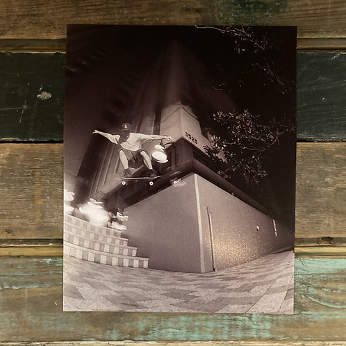 """Justin Higgins, Switch Crook"" by Todd Taylor 8 x 10 Photo Print"
