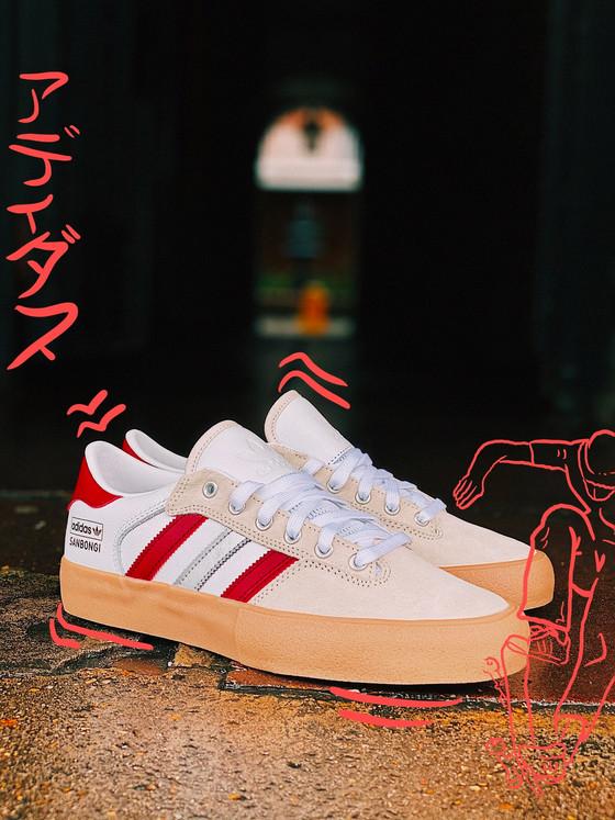 Adidas X Shin Sanbongi
