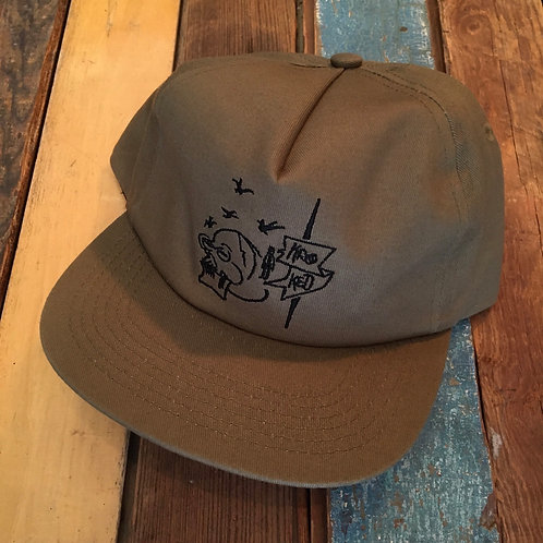 Fuck it , get you this Krooked hat