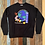 Thumbnail: Butter Athletic Gully World Crewneck