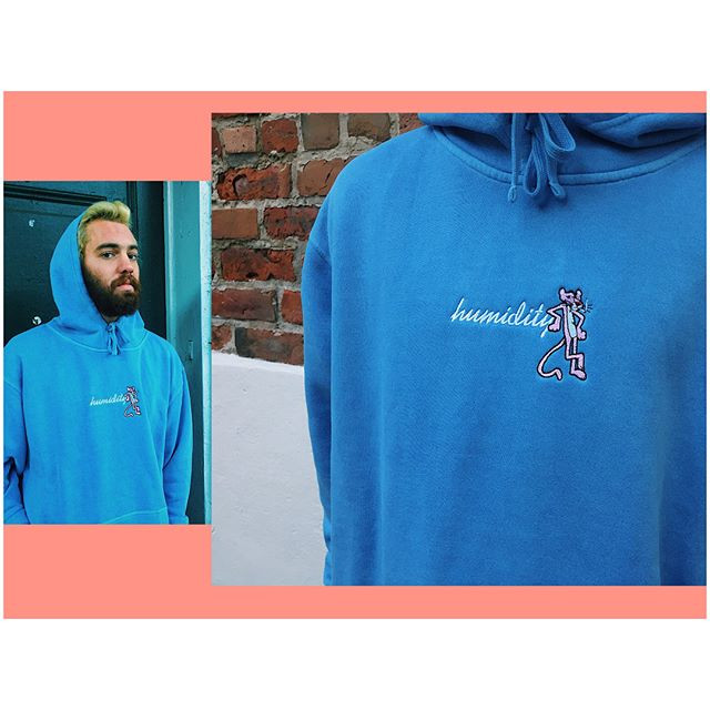 Panther Hoodies In The Online Store