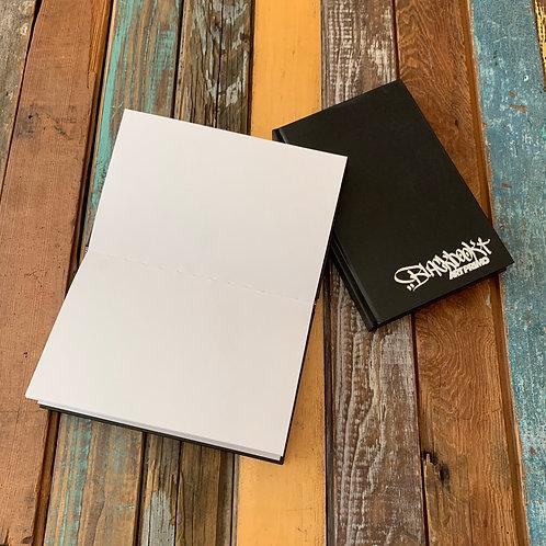 "5.5"" x 8.5"" BlackBook"