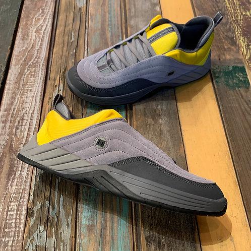 DC Williams Slim (Grey/Yellow)