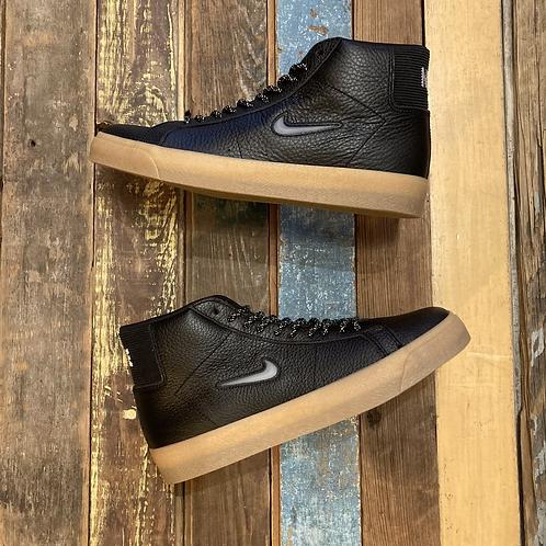 Nike SB Zoom Blazer Mid (Black/White)