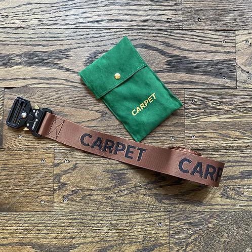 Off Carpet Belt