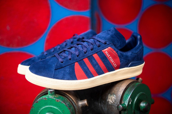 Adidas Skateboarding Honors NYC's Max Fish with New Campus ADV Collab