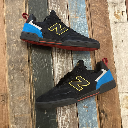 New Balance NM288SNB (Black/Red/Turquoise)