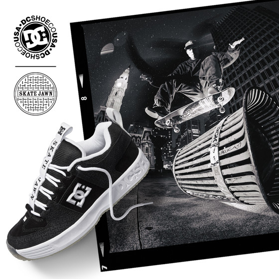 SKATE JAWN X DC SHOES 5/17