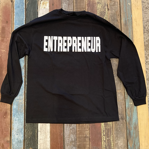 Snobs Entrepreneur longsleeve