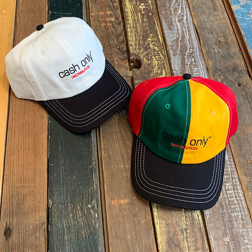 Cash Only 6 Panel