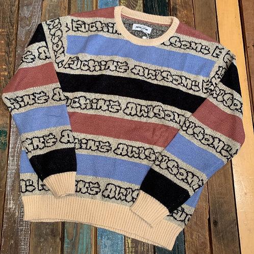 Fucking Awesome Wanto Brushed Sweater