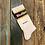 Thumbnail: ButterGoods Mardi Gras Socks