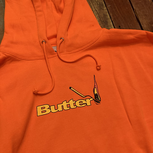 Butter Flame Hoody