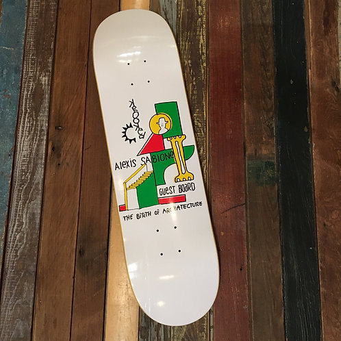 Alexis Sablone Krooked guest board