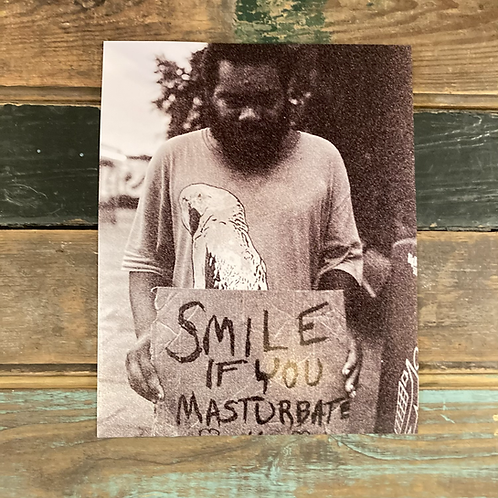 """Masturbate"" by Todd Taylor 8 x 10 Photo Print"