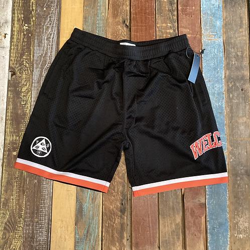 Welcome League Mesh Shorts