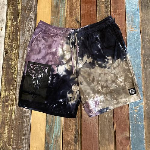 Welcome Soft Core Dye Shorts