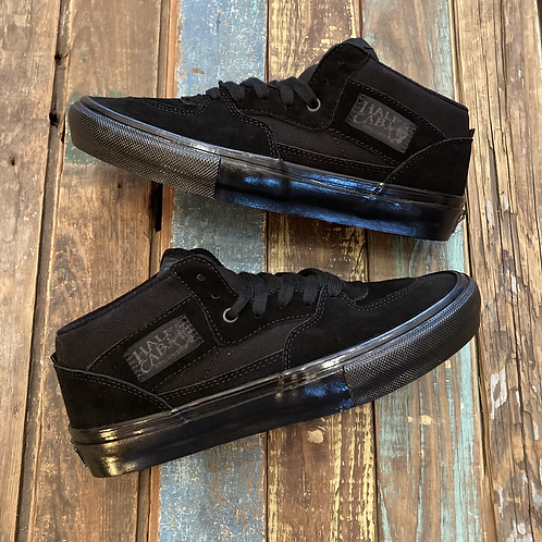 Vans Half Cab Black on Black skate shit