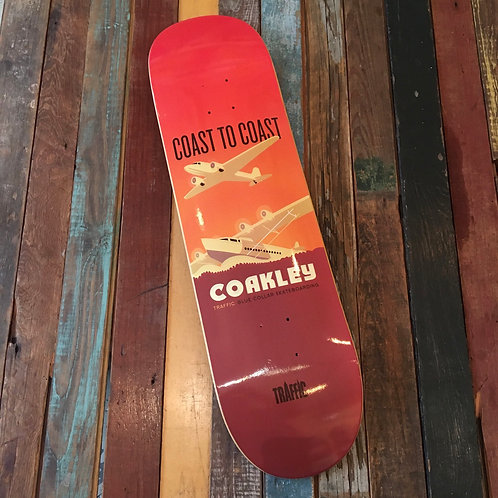 TRAFFIC Kevin Coakley Working Class Deck