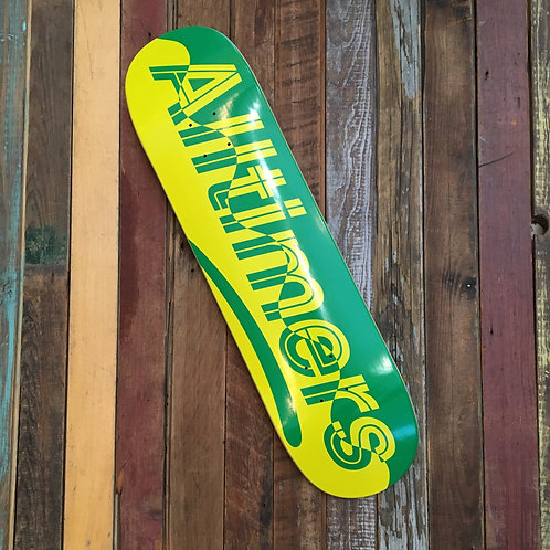 Lemon Lime Alltimers deck 8.1