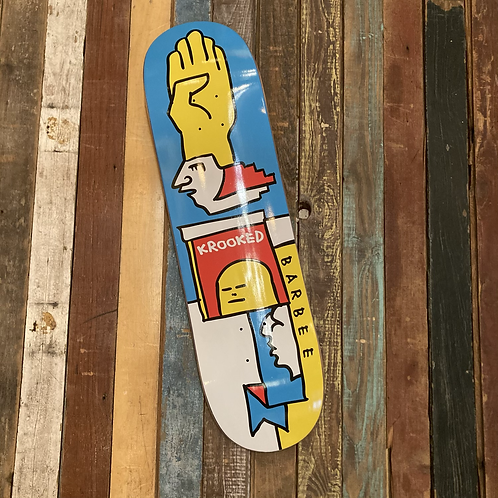 This Krooked Ray Barbee is too sick 8.5