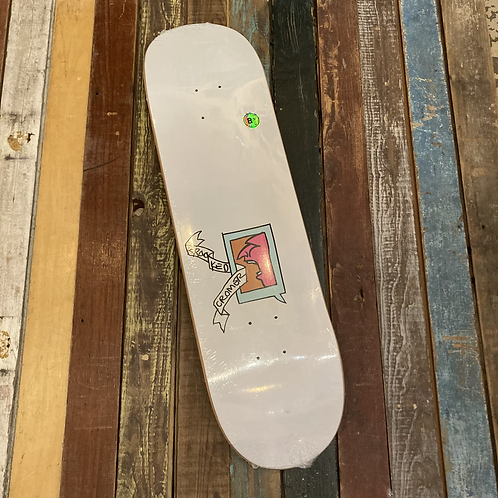 Krooked Cromer all white 8.5