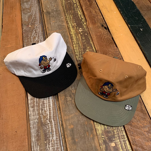 Butter Dice 6 Panel