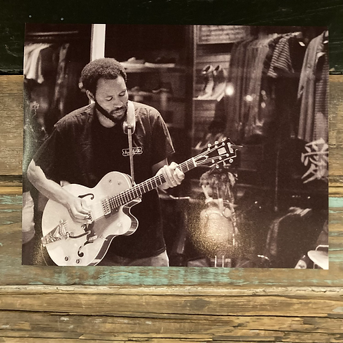 """""""Ray Barbee on Guitar"""" by Todd Taylor 8 x 10 Photo Print"""