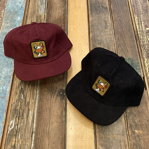 """Pass-Port """"With A Friend"""" 5 Panel cap"""