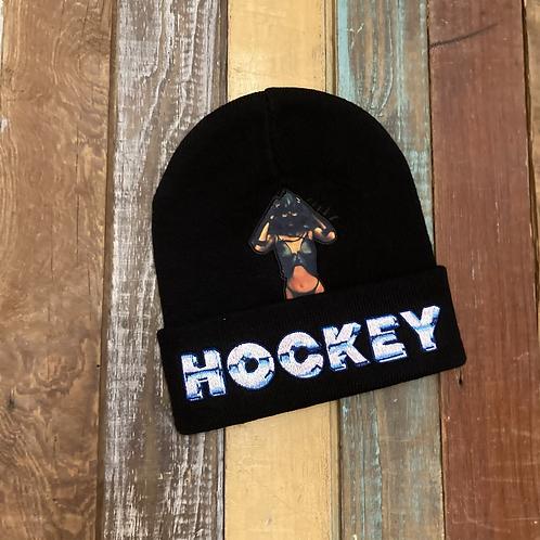 Hockey Girl Beanie