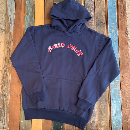 Cash Only Logo Hoodie