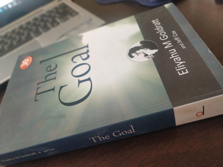 Learning from the Books - The Goal By Eliyahu Goldratt & Jeff Cox
