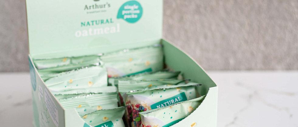 Porridge naturel - 20 x sachets-portions