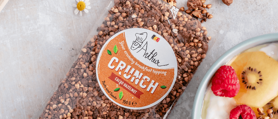 Crunch - Cacao Noisette