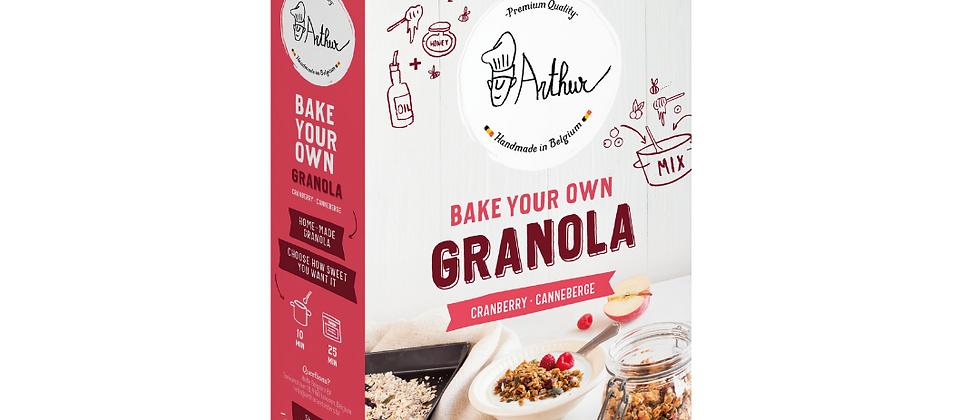 Bake Your Own Granola