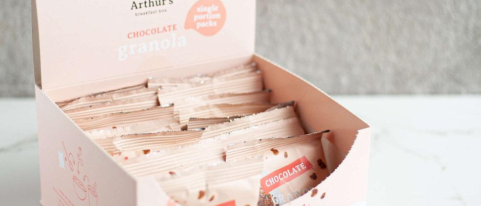 Chocolat Granola - 20 x sachets-portions