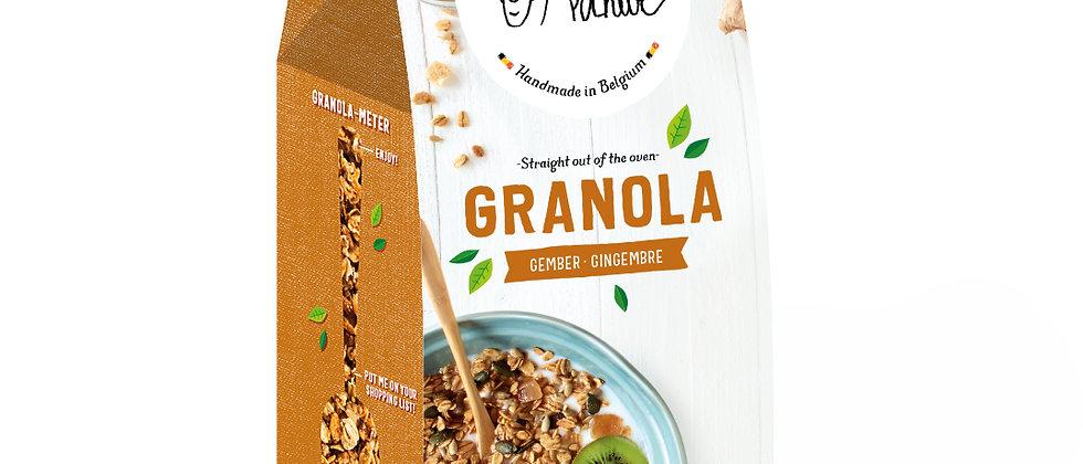 Granola Gingembre