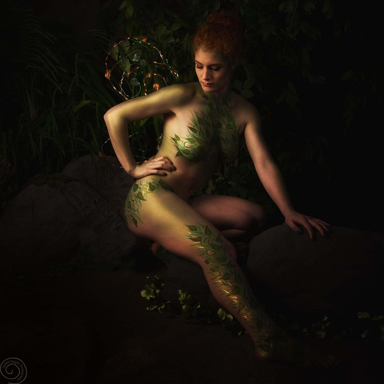 Fairy Bodypaint