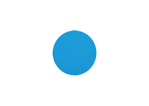 Blu Blue Pressed Pigment Powder