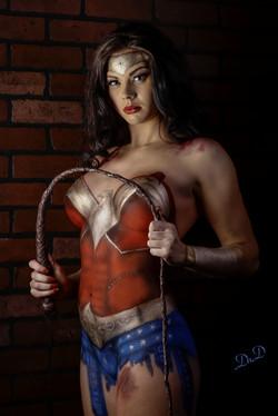 Wonder Woman Bodypaint