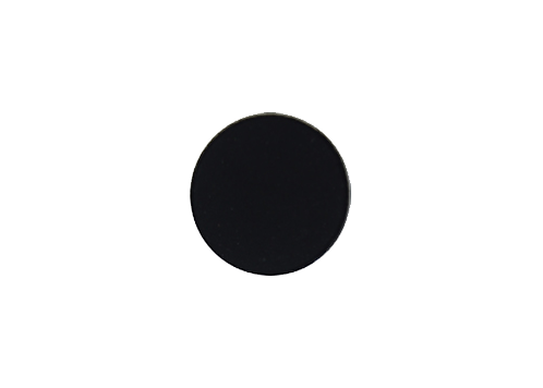 Black Matte Eyeshadow Pan