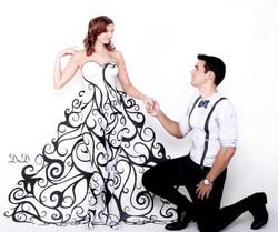 Bridal Bodypaint