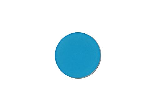 Aqua Blue Matte Eyeshadow Pan