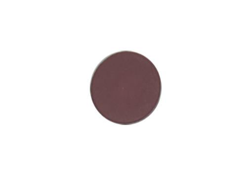 Burgundy Plum Matte Eyeshadow Pan