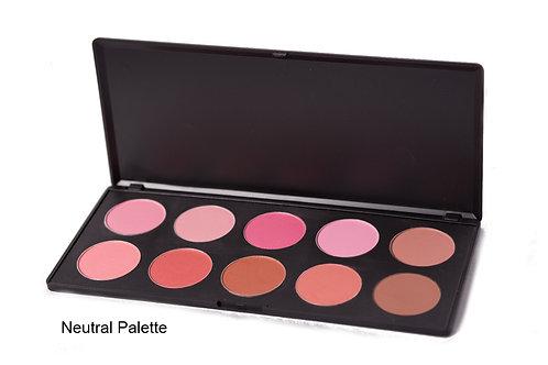 Classic Blush Palettes
