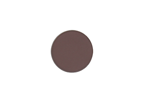 Deep Brown Matte Eyeshadow Pan